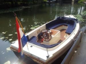 interboat 19 - Cursusboot basiscursus varen
